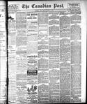Canadian Post (Lindsay, ONT)16 Mar 1894