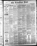 Canadian Post (Lindsay, ONT)5 Mar 1897