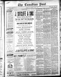Canadian Post (Lindsay, ONT)9 Apr 1897