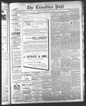 Canadian Post (Lindsay, ONT)30 Apr 1897