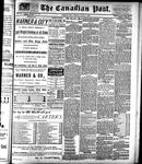 Canadian Post (Lindsay, ONT)17 Jun 1892