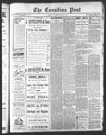 Canadian Post (Lindsay, ONT)25 Jun 1897