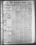 Canadian Post (Lindsay, ONT)24 Jun 1898