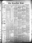 Canadian Post (Lindsay, ONT)31 Jul 1896