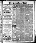 Canadian Post (Lindsay, ONT)14 Aug 1891