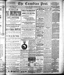 Canadian Post (Lindsay, ONT)23 Sep 1892