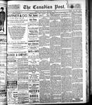 Canadian Post (Lindsay, ONT), 1 Sep 1893