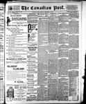 Canadian Post (Lindsay, ONT)20 Nov 1891