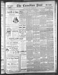 Canadian Post (Lindsay, ONT)12 Nov 1897