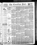 Canadian Post (Lindsay, ONT)29 Dec 1893