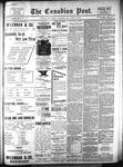 Canadian Post (Lindsay, ONT), 6 Dec 1895