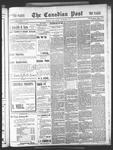 Canadian Post (Lindsay, ONT), 10 Dec 1897
