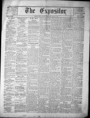 Lindsay Expositor (1869), 11 Jul 1872