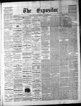 Lindsay Expositor (1869), 25 Sep 1873