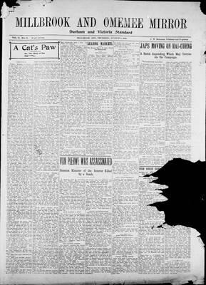 Omemee Mirror (1894), 4 Aug 1904