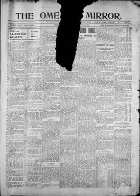 Omemee Mirror (1894), 12 Sep 1901