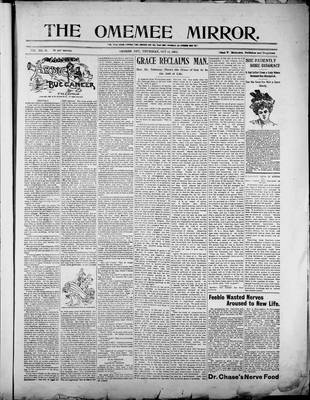 Omemee Mirror (1894), 11 Oct 1900