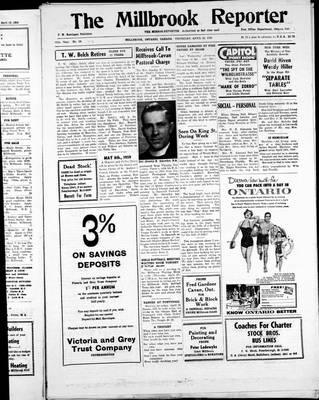 Millbrook Reporter (1856), 23 Apr 1959