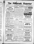 Millbrook Reporter (1856), 8 May 1958