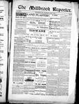 Millbrook Reporter (1856), 1 Jun 1893
