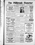 Millbrook Reporter (1856), 30 Oct 1958