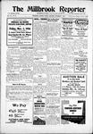 Millbrook Reporter (1856), 1 Nov 1956
