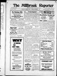 Millbrook Reporter (1856), 20 Nov 1958