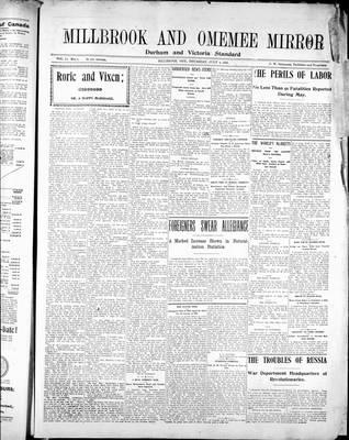 Millbrook & Omemee Mirror (1905), 4 Jul 1907