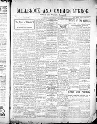 Millbrook & Omemee Mirror (1905), 22 Jul 1909