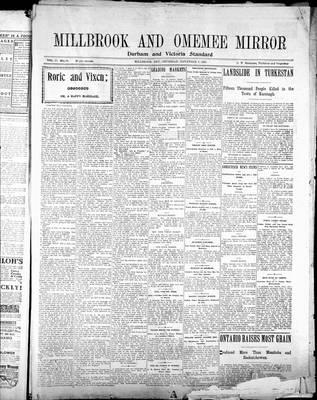 Millbrook & Omemee Mirror (1905), 7 Nov 1907