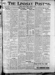 Lindsay Post (1907), 21 Jan 1910