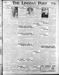 Lindsay Post (1907), 27 Jan 1911