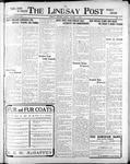 Lindsay Post (1907), 5 Jan 1912
