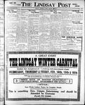 Lindsay Post (1907), 26 Jan 1912