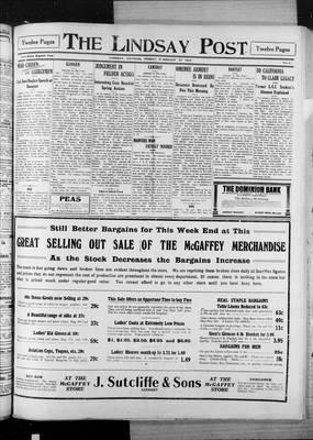 Lindsay Post (1907), 27 Feb 1914