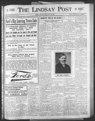 Lindsay Post (1907), 22 May 1908