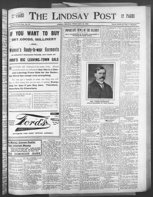 Lindsay Post (1907), 29 May 1908