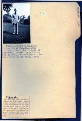 Page 29: Ainsworth, Cyril