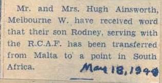 Page 31: Ainsworth, Rodney