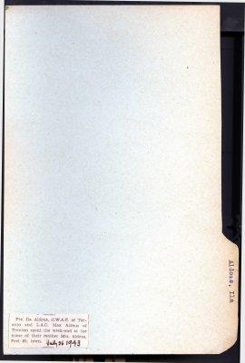 Page 39: Aldous, Ila