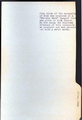Page 61: Allen, John