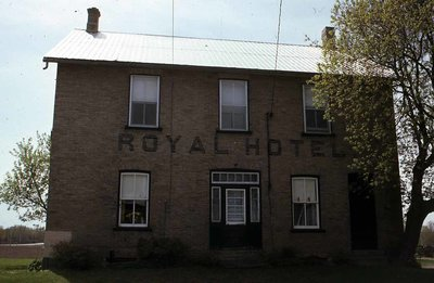Royal Hotel, Argyle