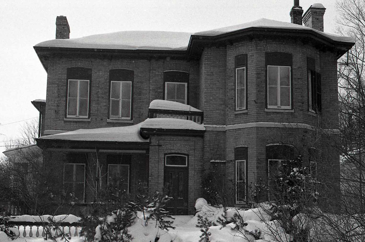 Beall house, Albert Street South, Lindsay