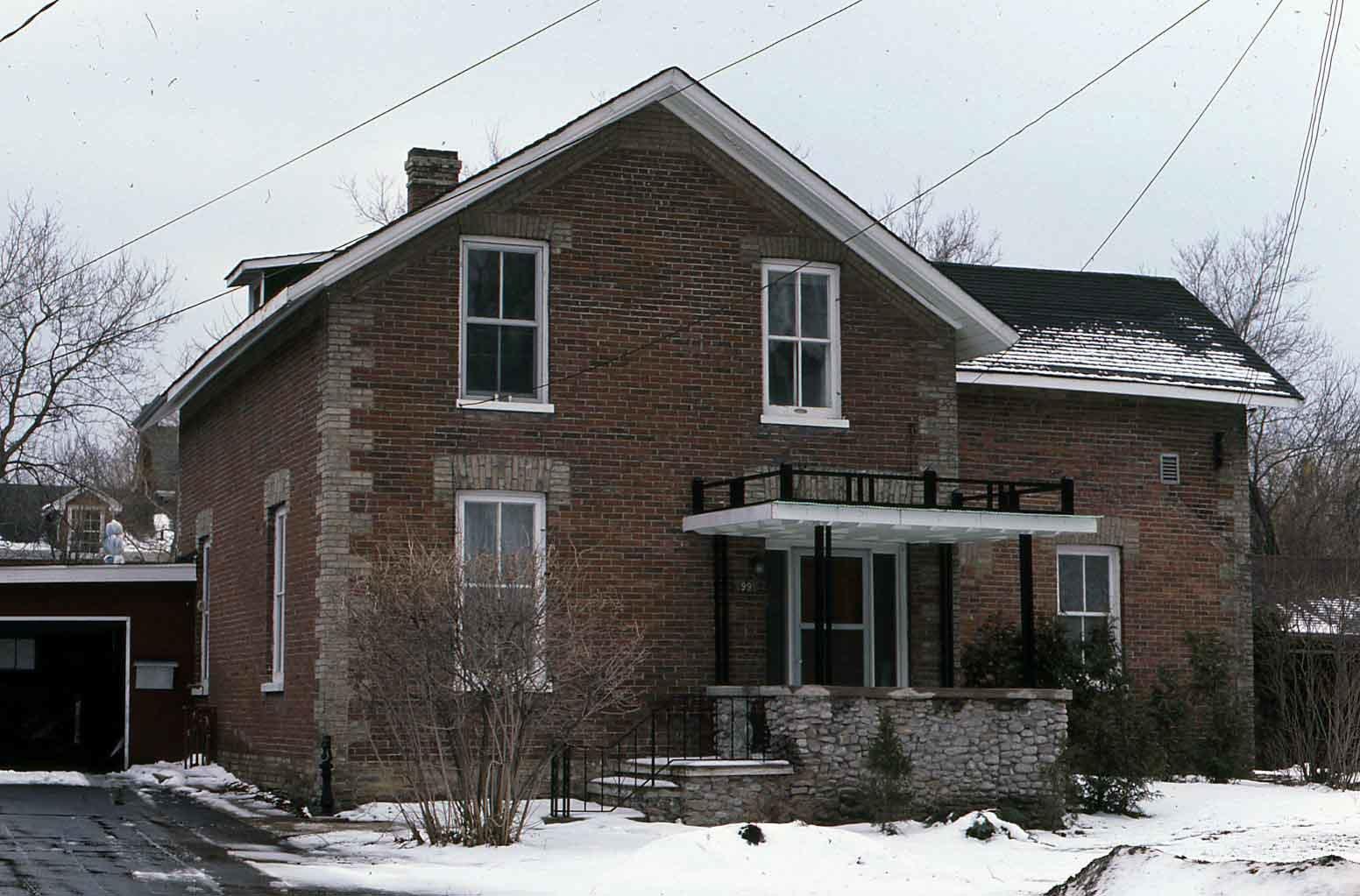 Colborne Street West, Lindsay, private dwelling