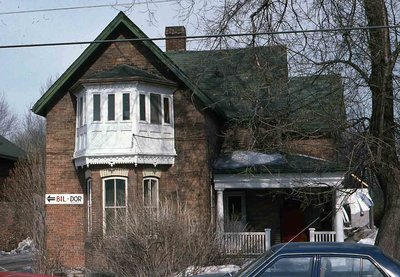 Peel Street, Lindsay, private dwelling