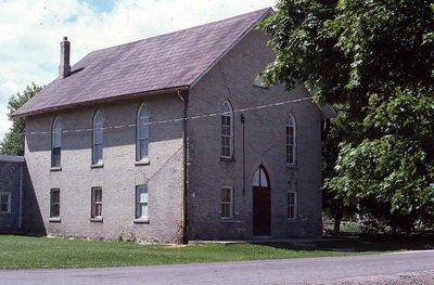 Church, Valentia, Mariposa Township