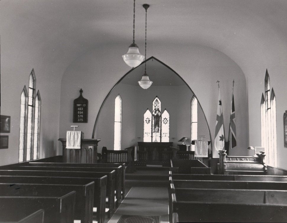 Plate 114, St. Thomas Anglican Church, Kirkfield