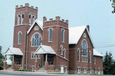 United Church, Oakwood