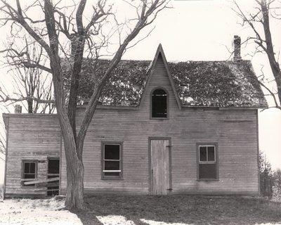 Plate 12, Frame house, Verulam Township