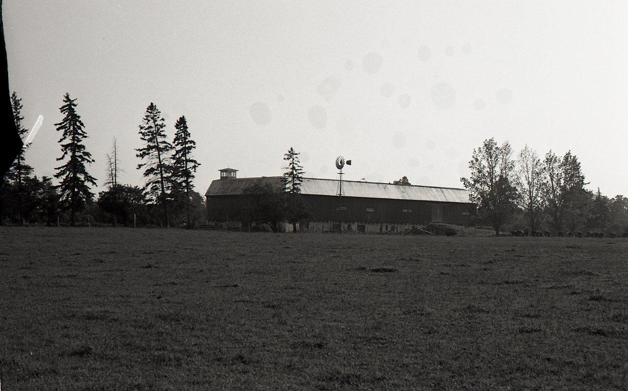 Boyd Barn, Highway 36, Bobcaygeon